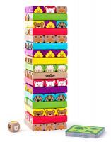 Sammy tower with animals