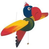 Flying parrot - big
