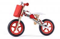Balance bike, red