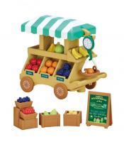 Pojízdná prodejna ovoce a zeleniny