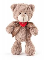Lumpin bear with ribbon, middle