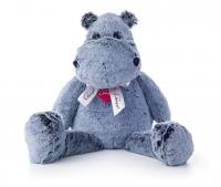 Oskar hippo, large 40cm
