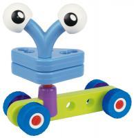 Stavebnice Junior Engineer - Crazy Cars